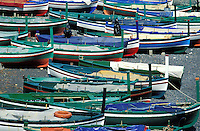 Italie - Sicile - Giardini Naxos - Barques