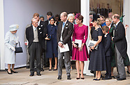 Royal Guests At Princess Eugenie Wedding