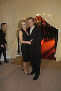 Felicity Huffman and William H. Macy. The London party on the Eve of the Baftas hosted by United Pictures and Variety to benefit Lepra. Sponsored by Steinmetz, Chatila jewellers, and E Entertainment. Spencer House. St. james's Place. London. 18 February 2006. ONE TIME USE ONLY - DO NOT ARCHIVE  © Copyright Photograph by Dafydd Jones 66 Stockwell Park Rd. London SW9 0DA Tel 020 7733 0108 www.dafjones.com