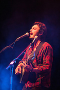 Steven McKellar of Civil Twilight performs on March 24, 2014 at the Pikes Peak Center in Colorado Springs, Colorado