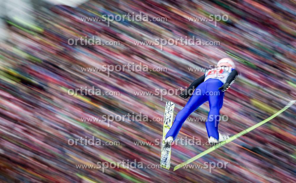 04.01.2014, Bergisel Schanze, Innsbruck, AUT, FIS Ski Sprung Weltcup, 62. Vierschanzentournee, Bewerb, im Bild Severin Freund (GER) // Severin Freund (GER) during Competition of 62nd Four Hills Tournament of FIS Ski Jumping World Cup at the Bergisel Schanze, Innsbruck, Austria on 2014/01/04. EXPA Pictures © 2014, PhotoCredit: EXPA/ JFK