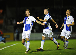 Chris Lines - Mandatory by-line: Neil Brookman/JMP - 11/08/2016 - FOOTBALL - Memorial Stadium - Bristol, England - Bristol Rovers v Cardiff City - EFL League Cup