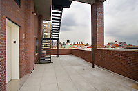 Roof Deck at 56 Spring St