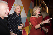 SIR JOHN SORRELL; SIR JAMES DYSON LADY VICTORIA CONRAN, Alexandra Shulman, Sir Terence Conran and Deyan Sudjic co -host the opening party of the new Design Museum  in the former Commonwealth Institute pavilion, High Street Kensington London. 22 November 2016.