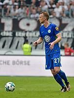 Maximilian Arnold (Wolfsburg)<br /> Frankfurt, 26.08.2017, Fussball Bundesliga, Eintracht Frankfurt - VfL Wolfsburg 0:1<br /> <br /> Norway only