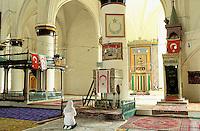 Cathedral-Mosque Saint Sophia - Nicosia - Turkish Cyprus