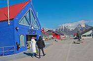 Alberto Carrera, Longyearbyen, Arctic, Spitsbergen, Svalbard, Norway, Europe