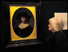 DEC 12 2014 Rembrant Cezanne, Robin from the Burrell Collection on show