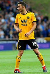 Diogo Jota of Wolverhampton Wanderers- Mandatory by-line: Nizaam Jones/JMP - 11/08/2018/ - FOOTBALL -Molineux  - Wolverhampton, England - Wolverhampton Wanderers v Everton - Premier League