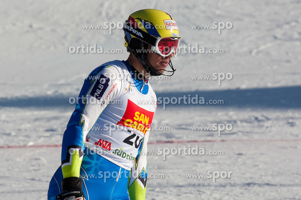 19.12.2011, Gran Risa, Alta Badia, ITA, FIS Weltcup Ski Alpin, Herren, Slalom, im Bild Mitja Valencic (SLO)  nach dem 2. Durchgang // Mitja Valencic of Slovenia after his 2nd run during men's Slalom at FIS Ski Alpine Worldcup at Gran Risa in Alta Badia, Italy on 2011/12/19. EXPA Pictures © 2011, PhotoCredit: EXPA/ Johann Groder