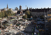 October 2011: Pembroke College Brewer Street Project