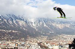 03.01.2011, Bergisel, Innsbruck, AUT, Vierschanzentournee, Innsbruck, Probedurchgang, im Bild // Hilde Tom (NOR)  // during the 59th Four Hills Tournament Trial Round in Innsbruck, EXPA Pictures © 2011, PhotoCredit: EXPA/ J. Feichter