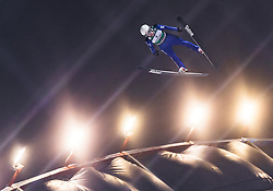 08.02.2019, Salpausselkae Hill, Lahti, FIN, FIS Weltcup Ski Sprung, Herren, im Bild Mackenzie Boyd-Clowes (CAN) // Mackenzie Boyd-Clowes of Canada during the men's FIS Ski Jumping World Cup at the Salpausselkae Hill in Lahti, Finland on 2019/02/08. EXPA Pictures © 2019, PhotoCredit: EXPA/ JFK