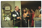 MALA LINDSAY, Mala Lindsay dinner party, Chelsea, London. September 1999