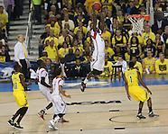 NCAA MBKB Final Four: Michigan vs. Louisville (04-08-13)