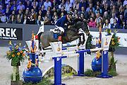 Henk van de Pol - Rusedski II<br /> Indoop Brabant 2016<br /> © DigiShots
