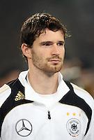 Fussball           EM Qualifikation        17.11.07 Deutschland - Zypern Arne FRIEDRICH (GER), Portrarit.