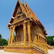 Wat Khonburi at  Khorat (Nakorn Ratchasima) in Thailand.  View is March 2007.