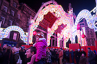 ST ANDREWS DAY <br /> <br /> VIRGIN MONEY STREET OF LIGHT
