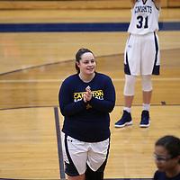 Women's Basketball: Carleton College Knights vs. University of St. Thomas (Minnesota) Tommies
