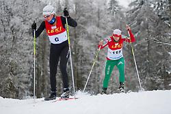 SKORABAHATAYA Yadviha Guide: NAFRANOVICH Iryna, Biathlon Middle Distance, Oberried, Germany
