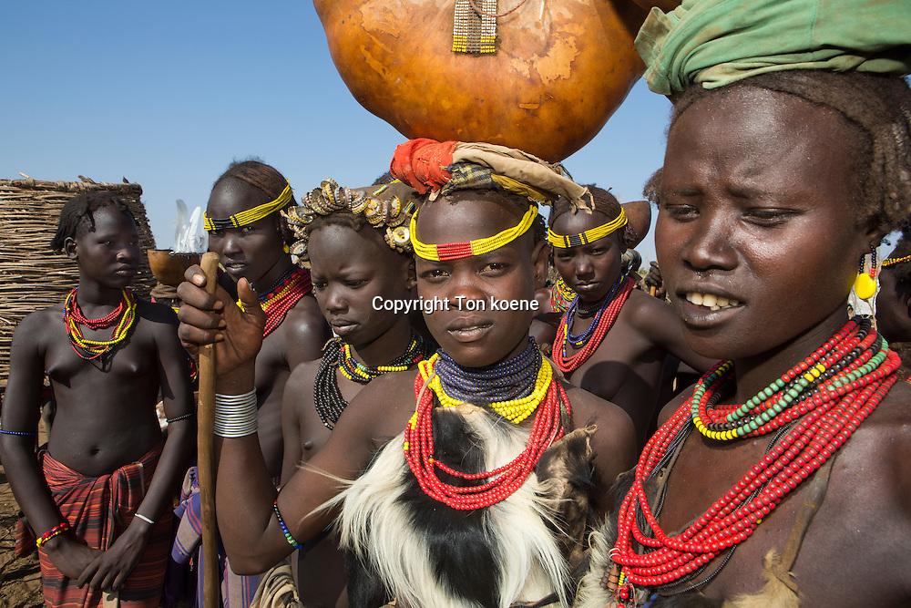 Dasanesh tribe in Ethiopia