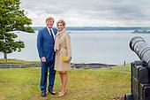Koningspaar op staatsbezoek in Ierland - Dag 3 Cork