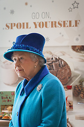 © Licensed to London News Pictures . 14/11/2013 . Manchester , UK . Queen Elizabeth II and the Duke of Edinburgh visit the Coop building at 1 Angel Square , Manchester , this morning ( 14th November 2013 ) . Photo credit : Joel Goodman/LNP