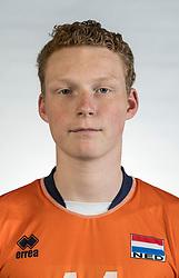 17-03-2017 NED:  Reportage pre jeugd Oranje jongens, Arnhem<br /> Luuk Hofhuis