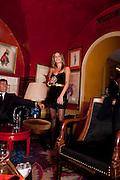 LYDIA FORTE, BRIONI FRAGRANCE LAUNCH. Annabels. Berkeley Sq. London. 14 October 2009.