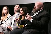 Cecile Murias, Alexander Emanuele, Janet Zuccarini, Chef Evan Funké