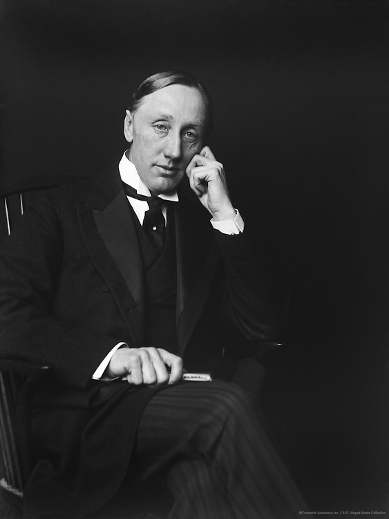English Author J.D. Beresford, circa 1909