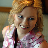 Cecelia Ahern 10th February 2009<br /> <br /> <br /> Photograph by Phil Weedon/Writer Pictures<br /> <br /> WORLD RIGHTS