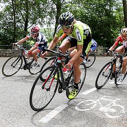 27-05-2016: Wielrennen: Boels Rental Classic: Valkenburg  <br /> VALKENBURG (NED) wielrennen  <br />Janneke Ensing, Clara Koppenburg, Amalie Diederiksen
