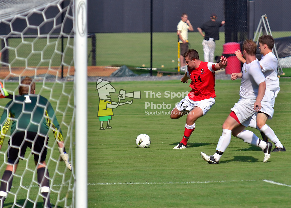 Keydets strike early to defeat George Washington 3-1 in opening round of Jay Sculley Memorial Tournament