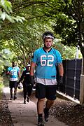 Carolina Panthers guard Taylor Hearn(62) during minicamp at Bank of America Stadium, Thursday, June 13, 2019, in Charlotte, NC. (Brian Villanueva/Image of Sport)