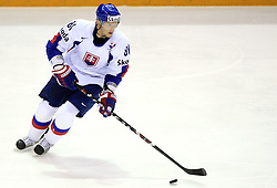 Marcel Hossa of Slovakia at ice-hockey game Slovenia vs Slovakia at Relegation  Round (group G) of IIHF WC 2008 in Halifax, on May 09, 2008 in Metro Center, Halifax, Nova Scotia, Canada. Slovakia won 5:1. (Photo by Vid Ponikvar / Sportal Images)