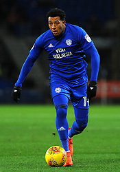 Nathaniel Mendez-Laing of Cardiff City in action- Mandatory by-line: Nizaam Jones/JMP - 29/12/2017 -  FOOTBALL - Cardiff City Stadium - Cardiff, Wales -  Cardiff City v Preston North End - Sky Bet Championship