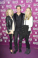 Andrew Castle, Kooza, Cirque Du Soleil, VIP night, Royal Albert Hall, London, UK. January 08, 2013. (Photo by Richard Goldschmidt)