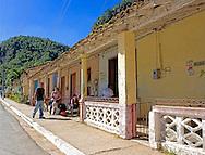 Drug store in Sumidero, Pinar del Rio, Cuba.