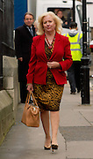 London, United Kingdom - 22 November 2011.Elle Macpherson's former adviser Mary-Ellen Field. Witnesses arrive for hearings for the Leveson Enquiry into allegations of phone hacking by the media. Royal Courts of Justice, Charing Cross, London, England, UK..Copyright: ©2011 Equinox Licensing Ltd. +448700 780000 - Contact: Equinox Features - Date Taken: 20111122 - Time Taken: 134502+0000 - www.newspics.com