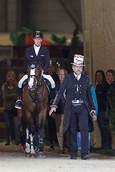 Ehning Marcus, (GER), Plot Blue <br /> Farewell Plot Blue<br /> Genève 2015<br /> © Hippo Foto - Dirk Caremans<br /> 11/12/15