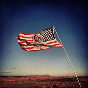Native Pride. Tuba City, Arizona.