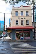 Chinatown, Honolulu, Oahu, Hawaii