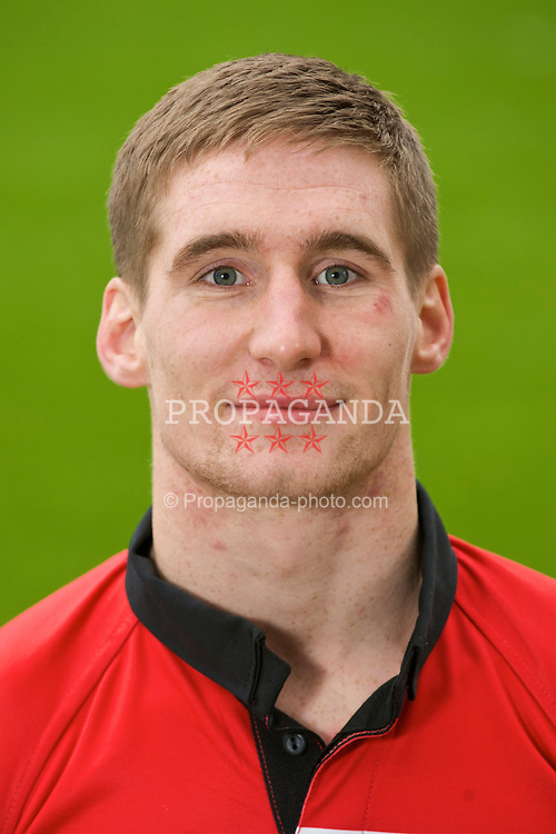 WIGAN, ENGLAND - Thursday, January 28, 2010: Wigan Warriors' Sam Tomkins. (Pic by David Rawcliffe/Propaganda)