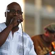 Mikhal Caldwell Trio performs at Comerica Cityfest<br /> Mikhal Caldwell Trio performs at Comerica Cityfest on the Grand Boulevard Jazz/Blues stage.