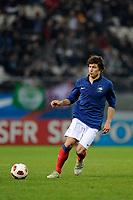 FOOTBALL - UNDER 21 - FRIENDLY GAME - FRANCE v SPAIN - 24/03/2011 - PHOTO GUILLAUME RAMON / DPPI - BENJAMIN STAMBOULI (FRA)