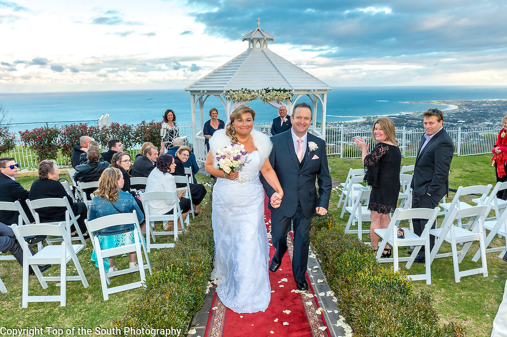Congratulations to Robert Francis and Kellie Stevens on your wedding at Panorama House, Bulli Tops, NSW on 26-08-2016