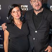 NLD/Amsterdam/20190522 - Uitreiking FHM500 2019, zwangere ......... en Jan