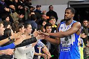 DESCRIZIONE : Beko Legabasket Serie A 2015- 2016 Dinamo Banco di Sardegna Sassari - Openjobmetis Varese<br /> GIOCATORE : Tony Mitchell<br /> CATEGORIA : Ritratto Esultanza Postgame Ultras Tifosi Spettatori Pubblico<br /> SQUADRA : Dinamo Banco di Sardegna Sassari<br /> EVENTO : Beko Legabasket Serie A 2015-2016<br /> GARA : Dinamo Banco di Sardegna Sassari - Openjobmetis Varese<br /> DATA : 07/02/2016<br /> SPORT : Pallacanestro <br /> AUTORE : Agenzia Ciamillo-Castoria/C.Atzori